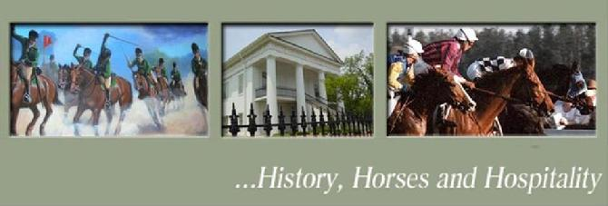 Camden, South Carolina: History, Horses, and Hospitality